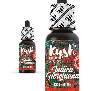 Indica Herojuana, 250/500/1000 mg CBD