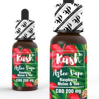 Kush Standard Aztec Vape 200/500/1000 mg CBD 10 ml