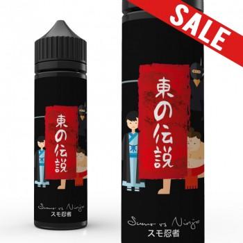 Sumo vs Ninja 60 ml