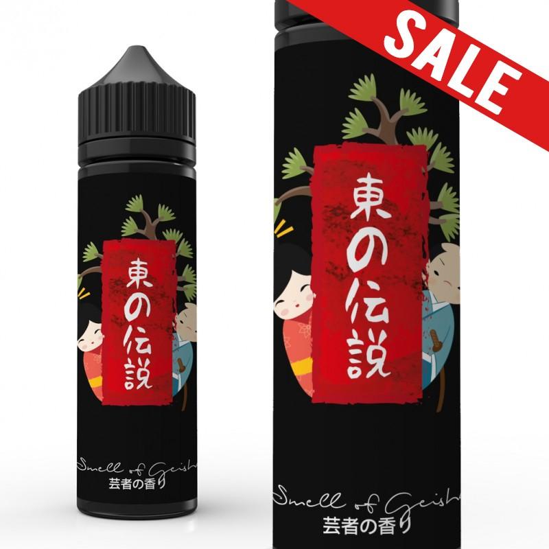 Smell of Geisha 60 ml Premix