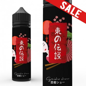 Tales of Japan Geisha Show 60 ml