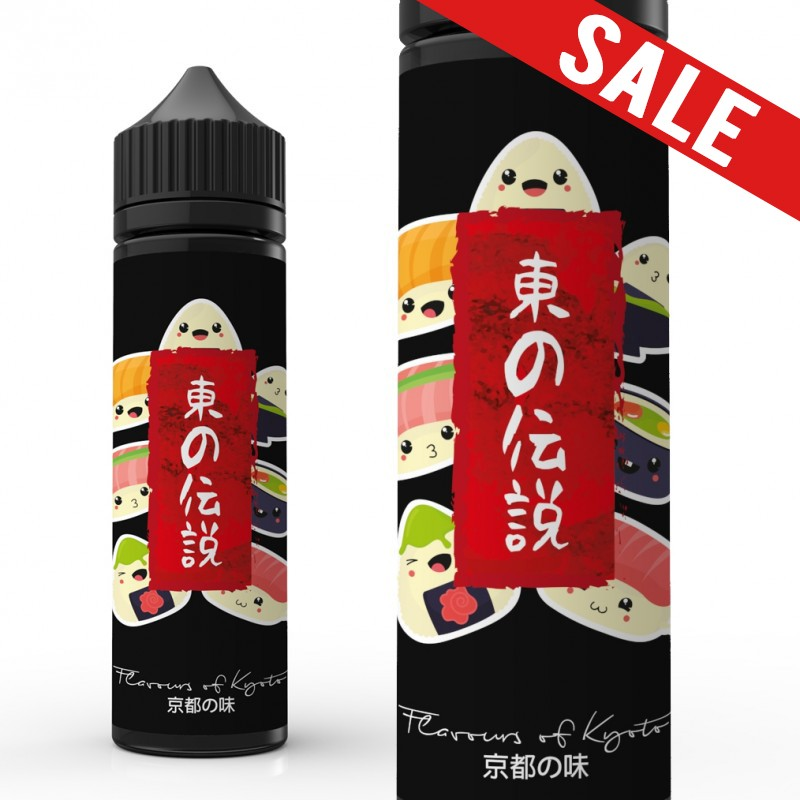 Tales of Japan Flavours of Kyoto 60 ml