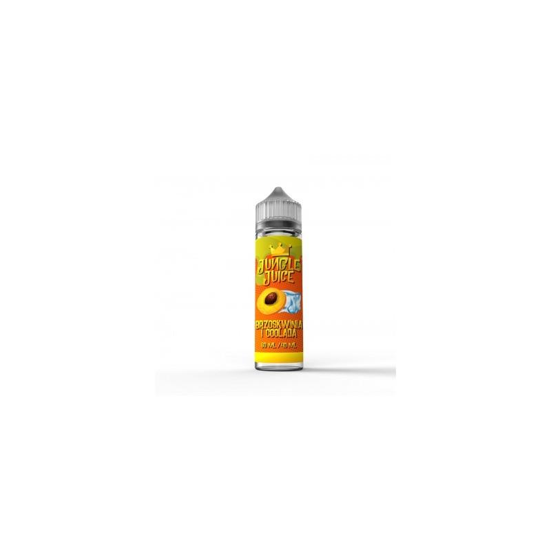 Pfirsich&Coolada  Jungle Juice Liquid