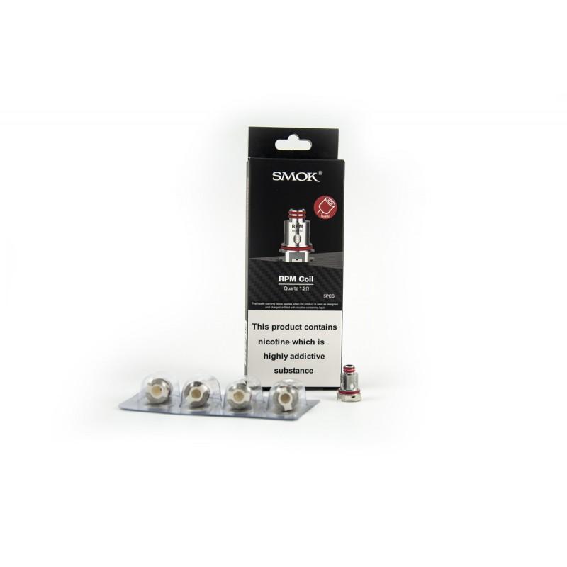 SMOK RPM Coil Quartz 1,2 Ohm