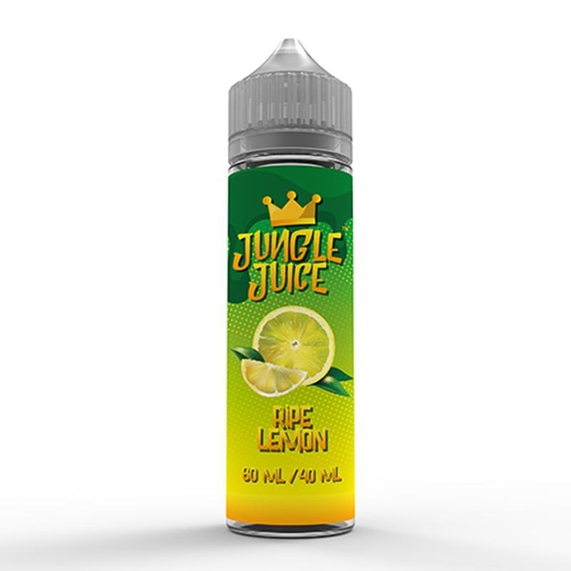 Ripe Lemon Jungle Juice Liquid 60ml***NEW ARRIVALS***