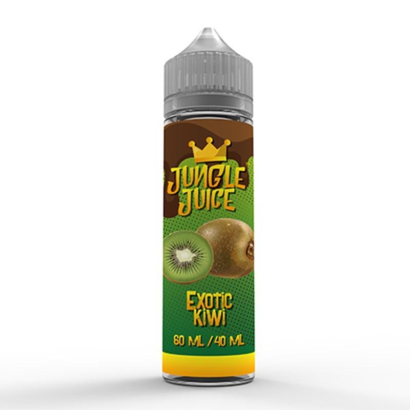 Exotic Kiwi Jungle Juice Liquid 60ml***NEW ARRIVALS***