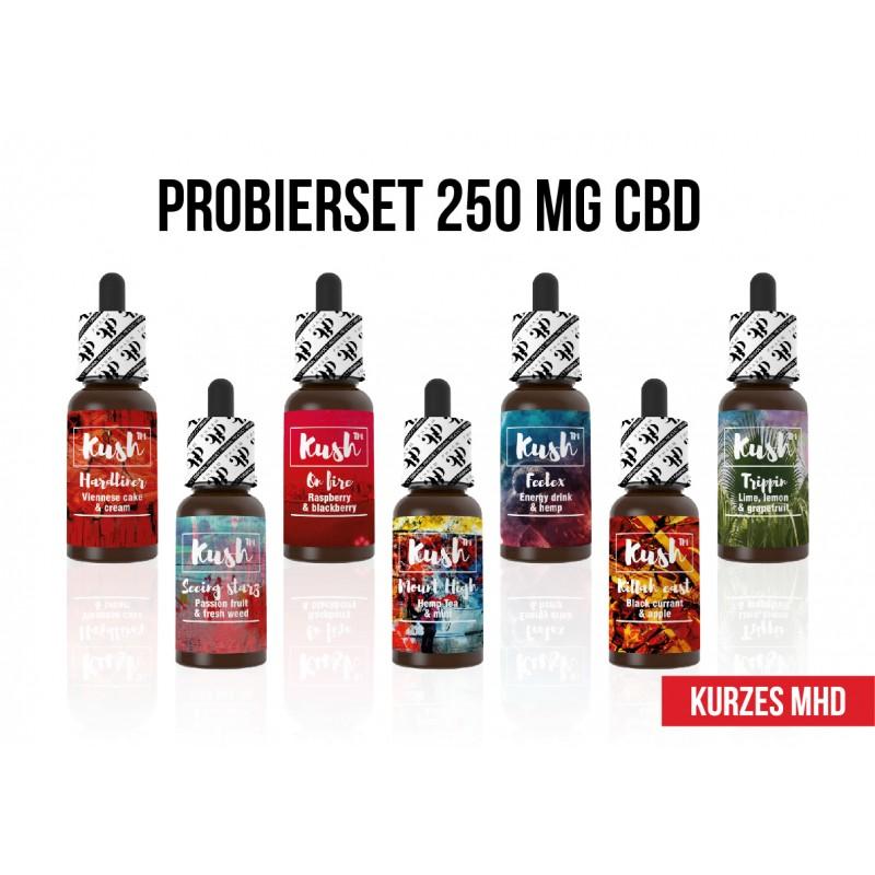 20 x KUSH 250 mg MHD 05-11.2021