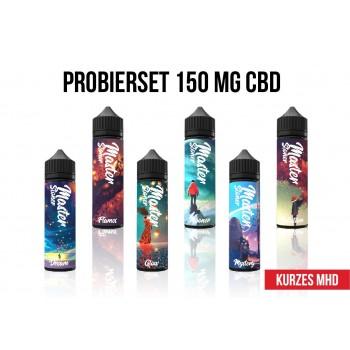 6 x Masterstoner 150 mg CBD