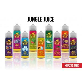 9 x Jungle Juice 60 ml Probierset