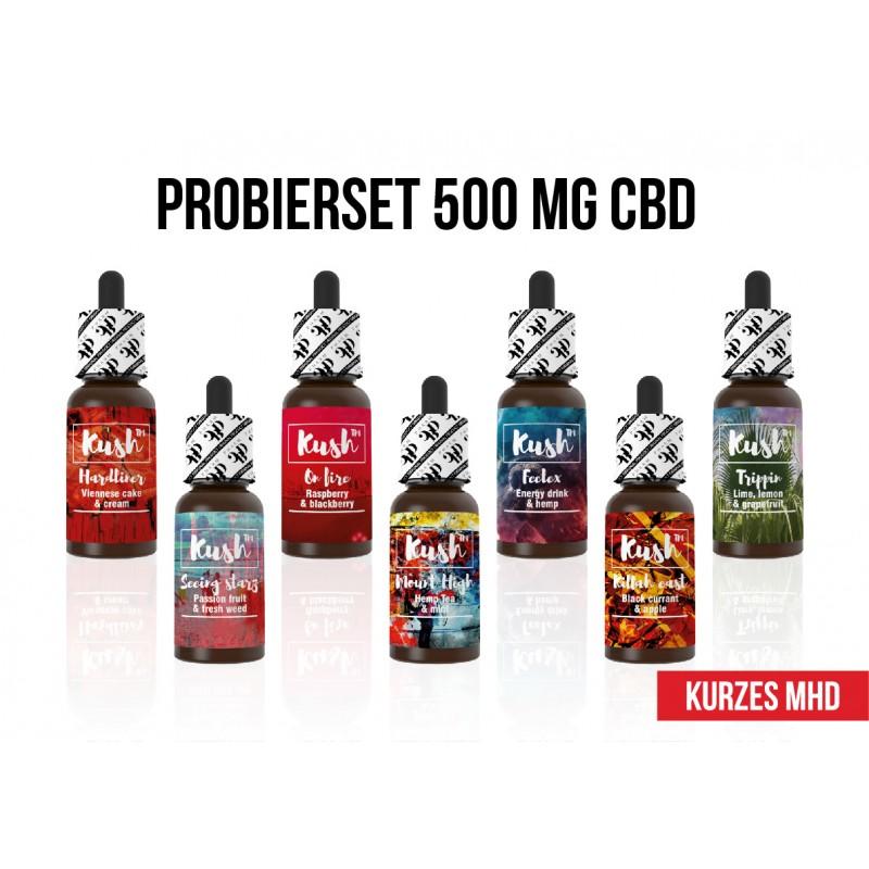 20 x KUSH 500 mg Produktmix MHD 05 - 11.2021