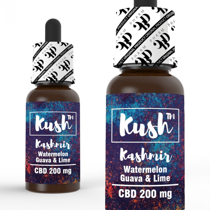Kashmir 200, 500, 1000 mg CBD 10 ml