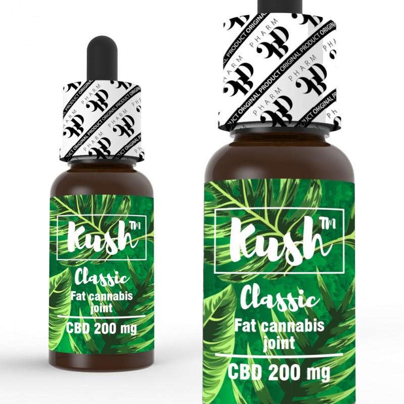 Kush Standard Classic 200 mg CBD