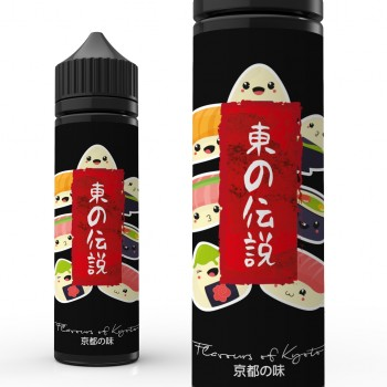 Flavours of Kyoto 60 ml Premix