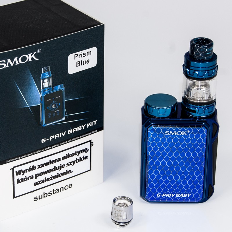 Smok G Priv Baby 85w kit Luxe Edition