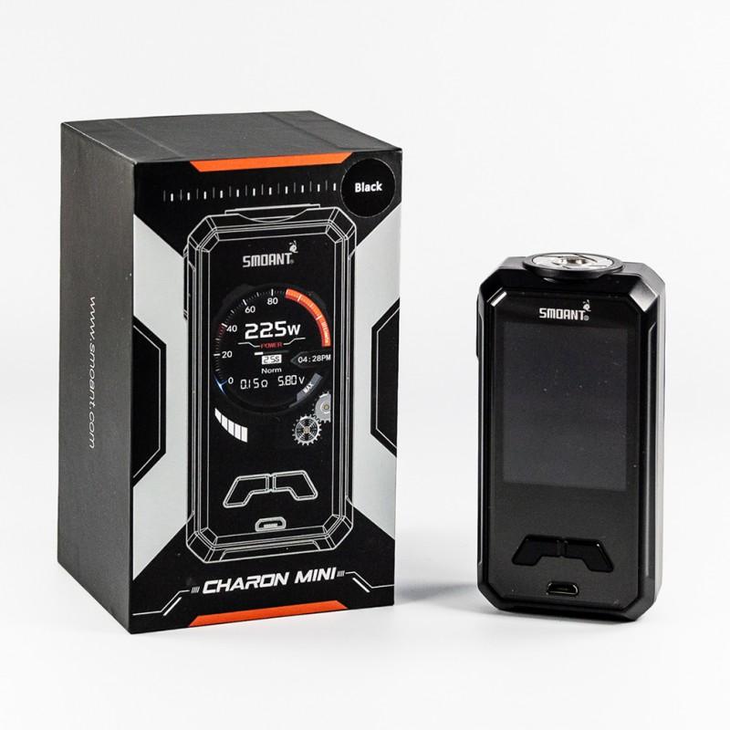 Smoant Charon Mini Akkuträger Box Mod 225 Watt