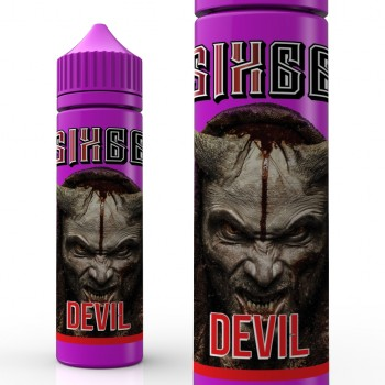 SIX66 Monster 60 ml