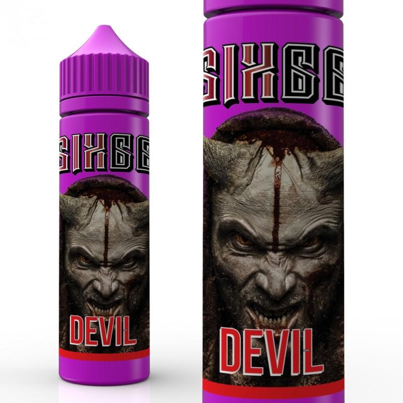 SIX66 Monster 60 ml