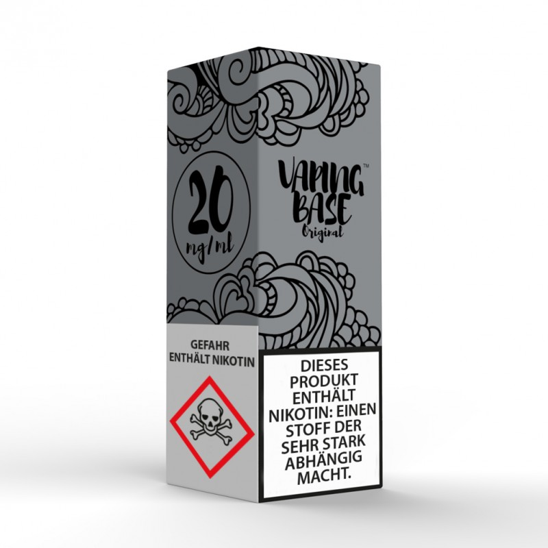 Nikotin Shot 20mg/ml, 10 ml