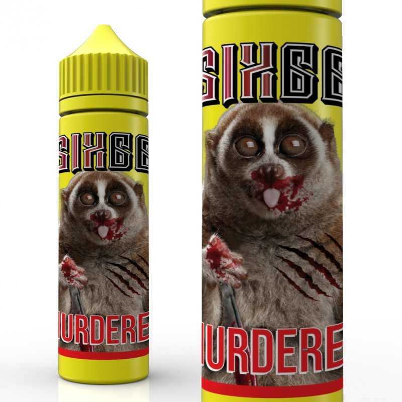 Murderer Six 66 Liquid