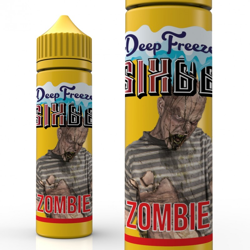 Zombie Six 66 Liquid