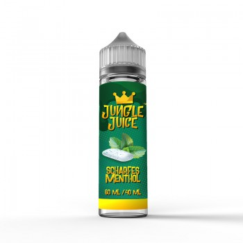 Jungle Juice Scharfes Menthol 60 ml