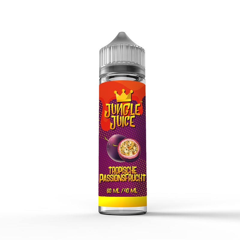 Tropische Passionsfrucht  Jungle Juice Liquid 60 ml